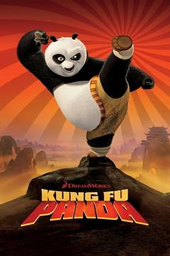 Best Adventure Movies of 2008 : Kung Fu Panda