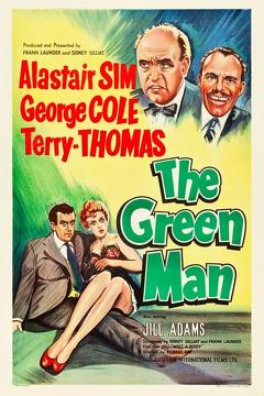 Best Comedy Movies of 1956 : The Green Man
