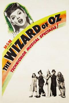 Best Adventure Movies of 1939 : The Wizard of Oz