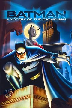 Best Animation Movies of 2003 : Batman: Mystery of the Batwoman