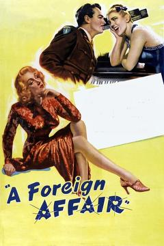 Best Comedy Movies of 1948 : A Foreign Affair