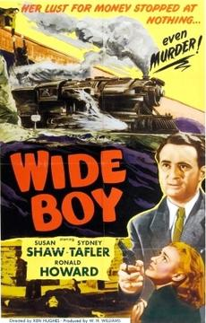 Best Crime Movies of 1952 : Wide Boy