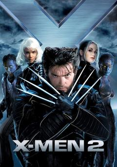 Best Action Movies of 2003 : X2
