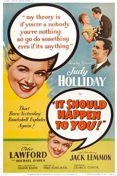 Best Comedy Movies of 1954 : It Should Happen to You
