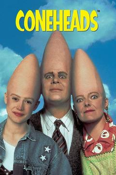 Best Science Fiction Movies of 1993 : Coneheads