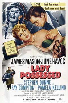 Best Mystery Movies of 1952 : Lady Possessed