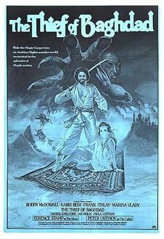 Best Adventure Movies of 1978 : The Thief of Bagdad