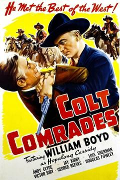 Best Western Movies of 1943 : Colt Comrades