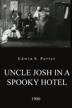 Best Horror Movies of 1900 : Uncle Josh in a Spooky Hotel