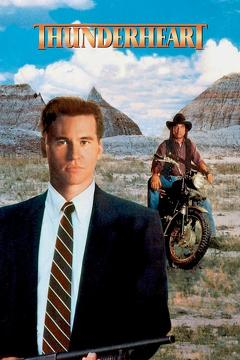 Best Action Movies of 1992 : Thunderheart