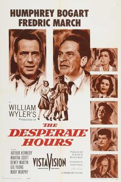 Best Action Movies of 1955 : The Desperate Hours