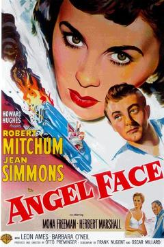 Best Thriller Movies of 1953 : Angel Face
