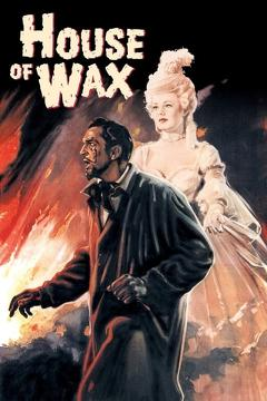 Best Mystery Movies of 1953 : House of Wax