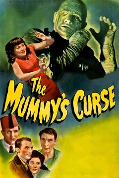Best Horror Movies of 1944 : The Mummy's Curse