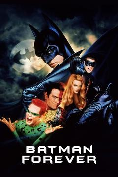 Best Fantasy Movies of 1995 : Batman Forever