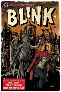 Best Horror Movies of 2007 : Doctor Who: Blink