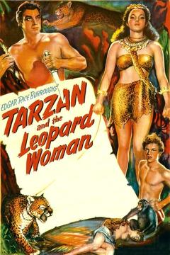 Best Action Movies of 1946 : Tarzan and the Leopard Woman