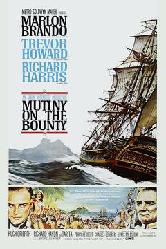 Best History Movies of 1962 : Mutiny on the Bounty