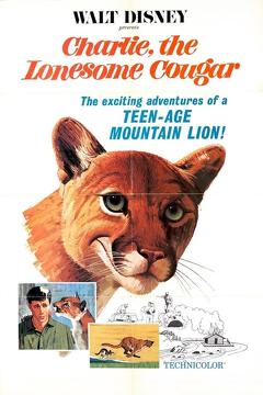 Best Family Movies of 1967 : Charlie, the Lonesome Cougar