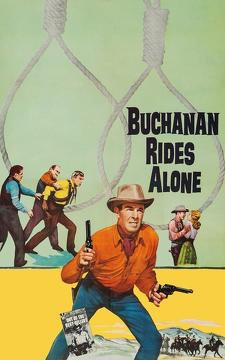 Best Action Movies of 1958 : Buchanan Rides Alone