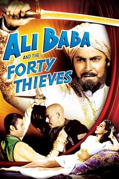 Best Fantasy Movies of 1944 : Ali Baba and the Forty Thieves