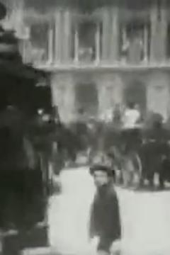 Best Documentary Movies of 1900 : Panorama of Place de l'Opéra