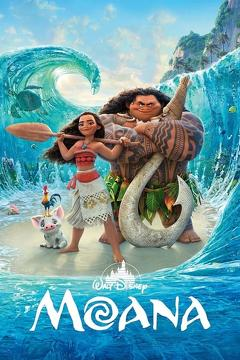 Best Animation Movies of 2016 : Moana