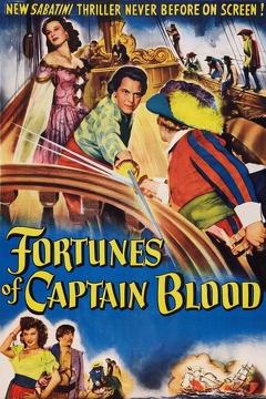 Best Adventure Movies of 1950 : Fortunes of Captain Blood
