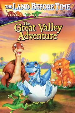 Best Animation Movies of 1994 : The Land Before Time: The Great Valley Adventure