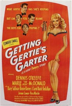 Best Romance Movies of 1945 : Getting Gertie's Garter