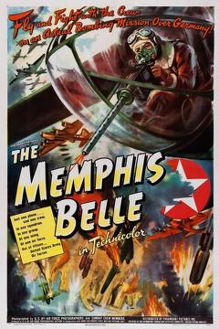 Best Documentary Movies of 1944 : The Memphis Belle: A Story of a Flying Fortress