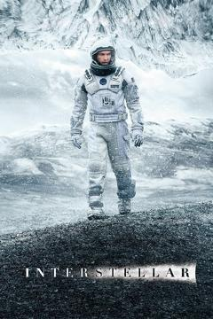 Best Adventure Movies : Interstellar