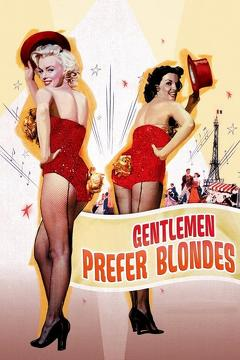 Best Romance Movies of 1953 : Gentlemen Prefer Blondes