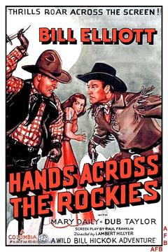 Best Western Movies of 1941 : Hands Across the Rockies
