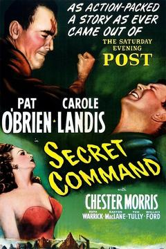 Best Action Movies of 1944 : Secret Command