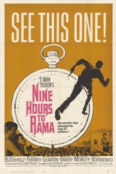 Best History Movies of 1963 : Nine Hours to Rama