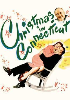 Best Comedy Movies of 1945 : Christmas in Connecticut