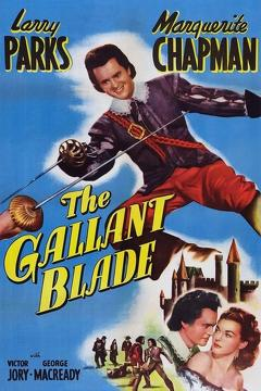Best Action Movies of 1948 : The Gallant Blade
