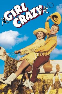 Best Music Movies of 1943 : Girl Crazy