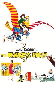 Best Science Fiction Movies of 1965 : The Monkey's Uncle