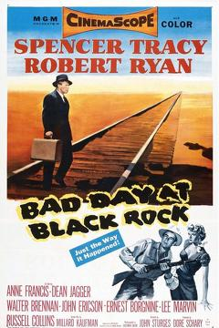 Best Western Movies of 1955 : Bad Day at Black Rock