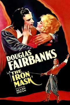 Best Adventure Movies of 1929 : The Iron Mask
