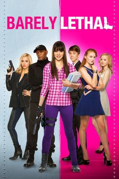 Best Adventure Movies of 2015 : Barely Lethal