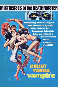 Best Horror Movies of 1970 : Count Yorga, Vampire