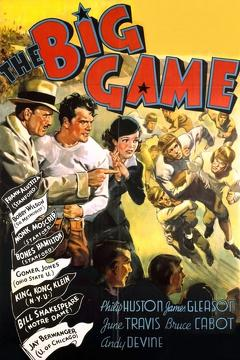 Best Romance Movies of 1936 : The Big Game
