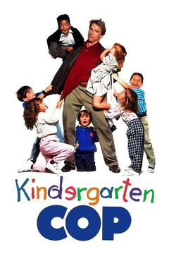 Best Comedy Movies of 1990 : Kindergarten Cop