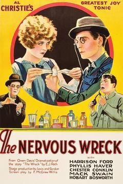 Best Adventure Movies of 1926 : The Nervous Wreck