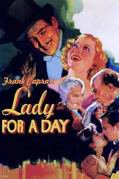 Best Drama Movies of 1933 : Lady for a Day