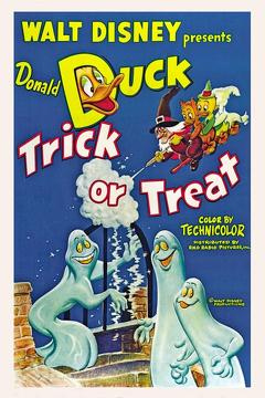 Best Animation Movies of 1952 : Trick or Treat