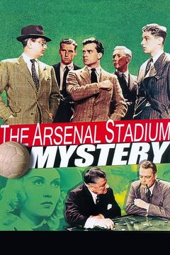 Best Crime Movies of 1939 : The Arsenal Stadium Mystery